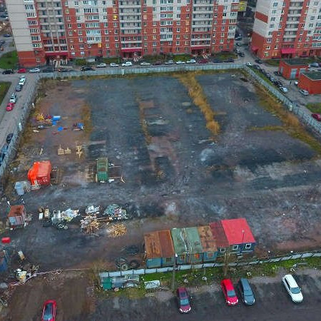ЖК Дом на Космонавтов,ход строительства, стройка, ноябрь 2017